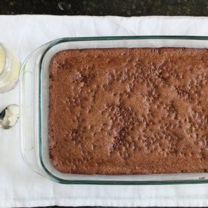 How to Bake Quick and Easy Coconut Oil Brownies