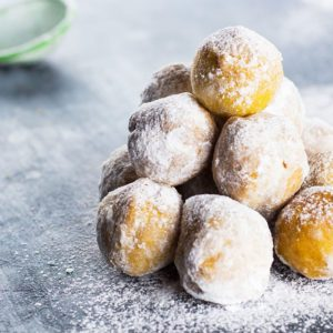 How to Make Homemade Doughnut Holes