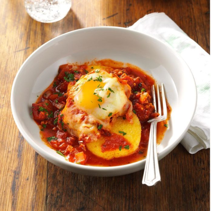 Pressure-Cooker Eggs in Purgatory