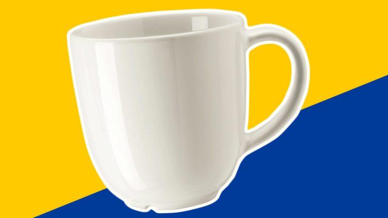 ikea coffee cup