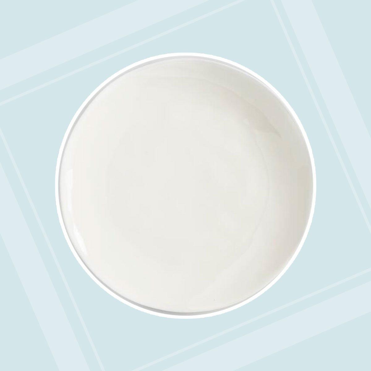 Ivory Salad Plates