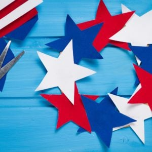 10 Easy 4th of July Crafts for Kids