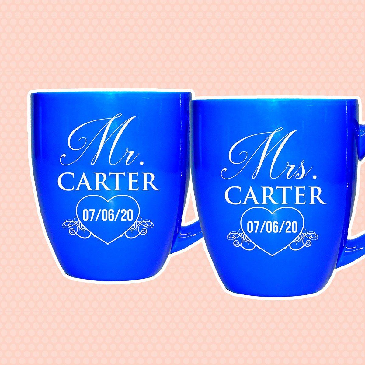 Coffee Mug Set