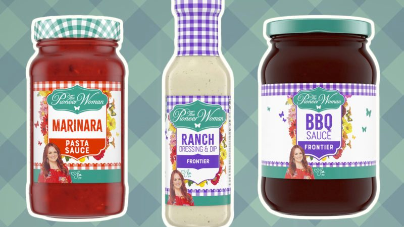 Ree Drummond Has A Line Of Pioneer Woman Sauces Taste Of Home