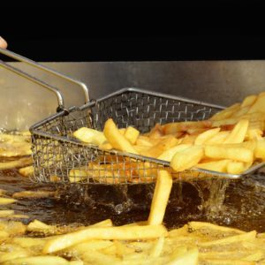 The Scary Reason You Shouldn't Reuse Cooking Oil