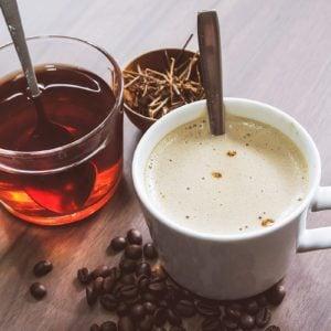Hot coffee and tea; Shutterstock ID 703985818; Job (TFH, TOH, RD, BNB, CWM, CM): Taste of Home