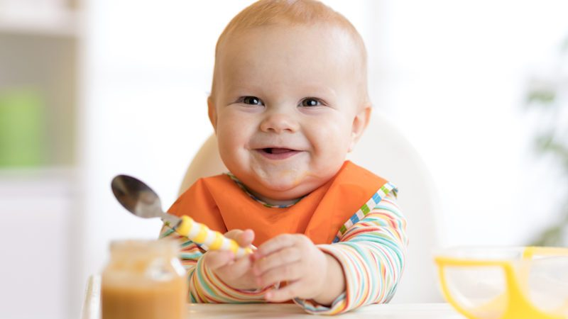 The 3 Baby Food Stages, Decoded