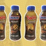 Twix and Snickers-Flavored Milks Taste Like Your Favorite Candy