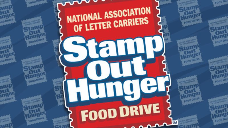 Help the Hungry at This Year's Stamp Out Hunger Food Drive