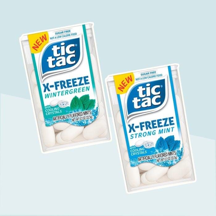 tic tac gum x freeze