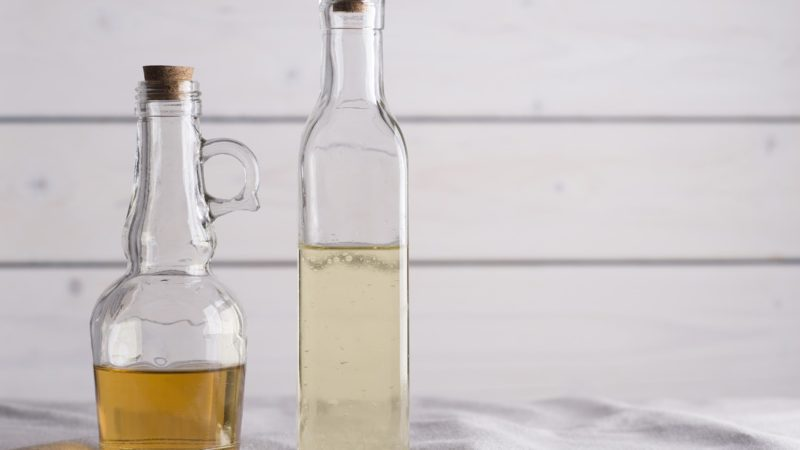 apple cider white vinegar