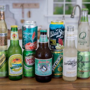 We Tried 11 Brands to Find the Best Ginger Ale