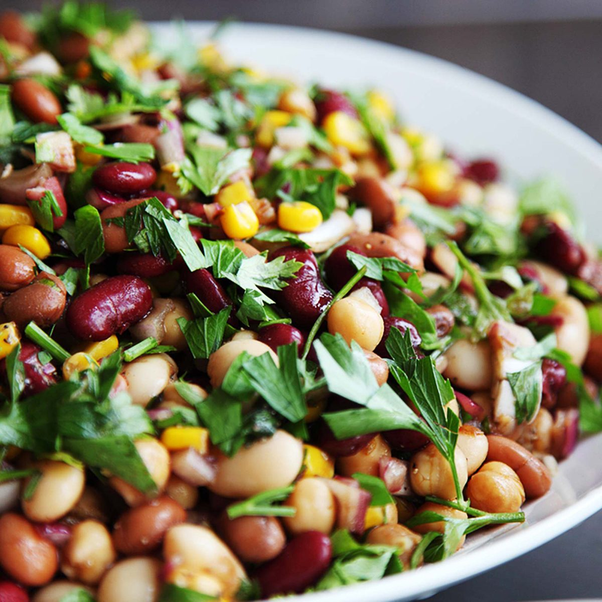 Chipotle bean dish