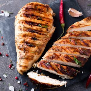 Can Eating Chicken Instead of Red Meat Help Lower Your Cholesterol Levels?