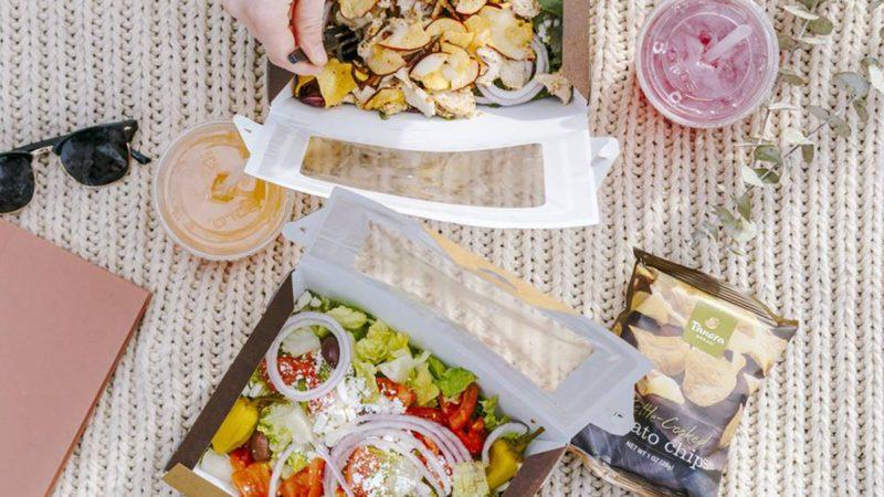 panera bread, summer salads