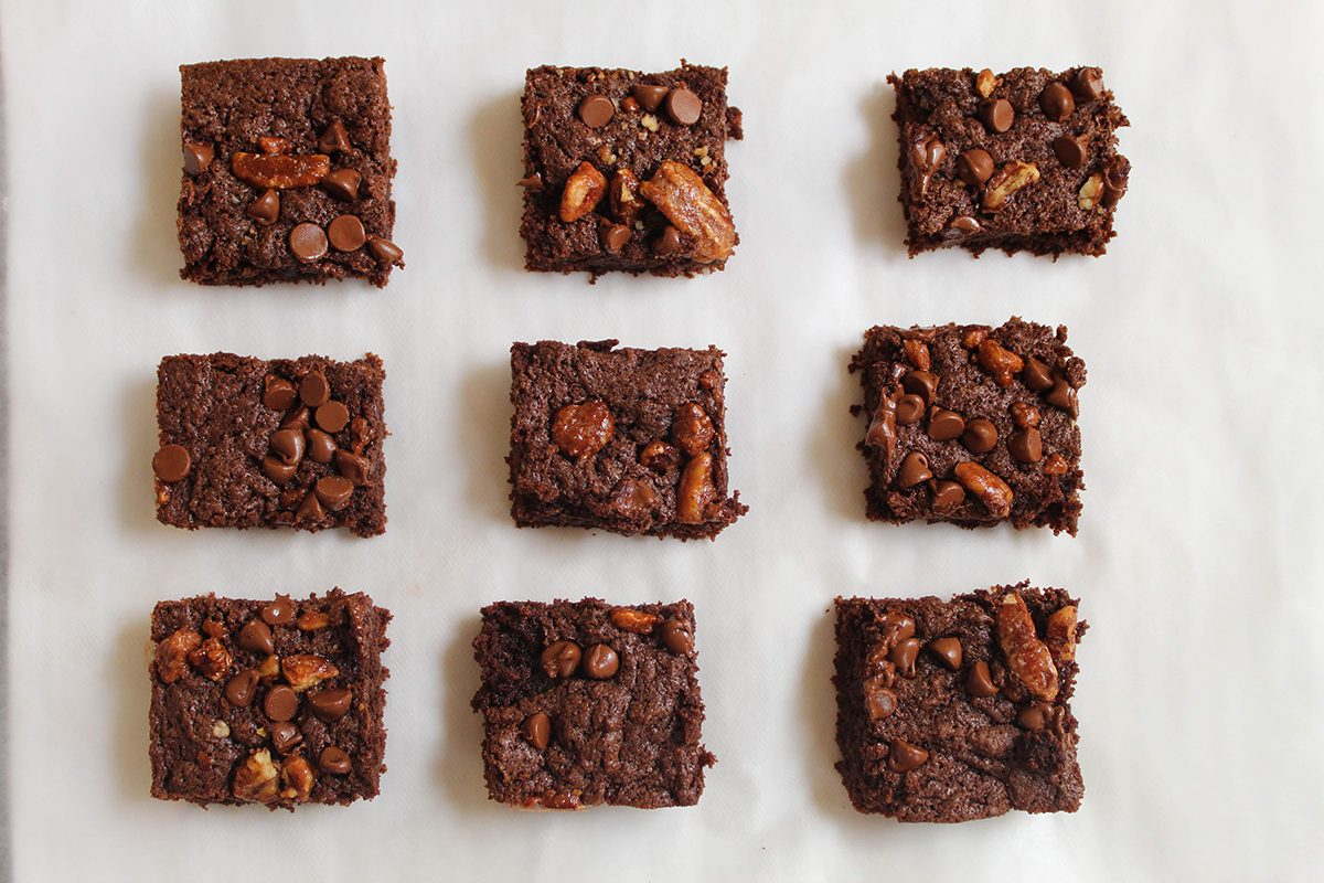 protein brownies recipe