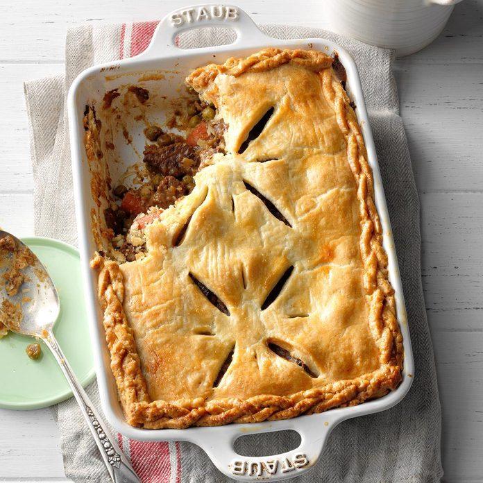 December 9: Aberdeen Beef Pie