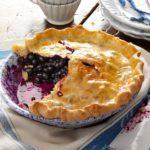lemon crust, blueberry pie, pie, blueberry, bakeable, lemon blueberry, pies