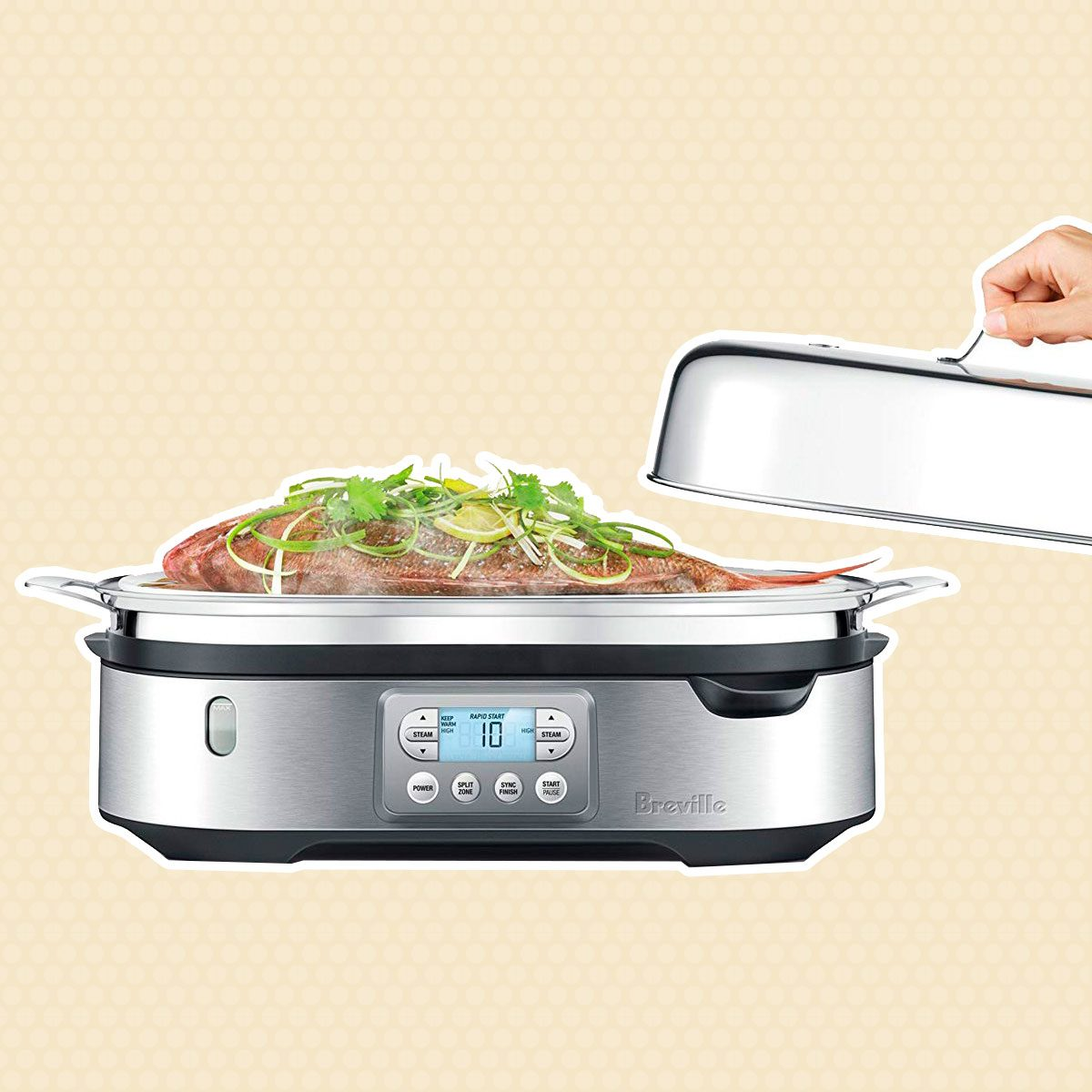 Breville Steam Zone Food Steamer
