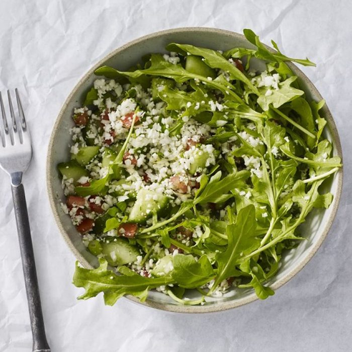 starbucks Cauliflower Tabbouleh Side Salad