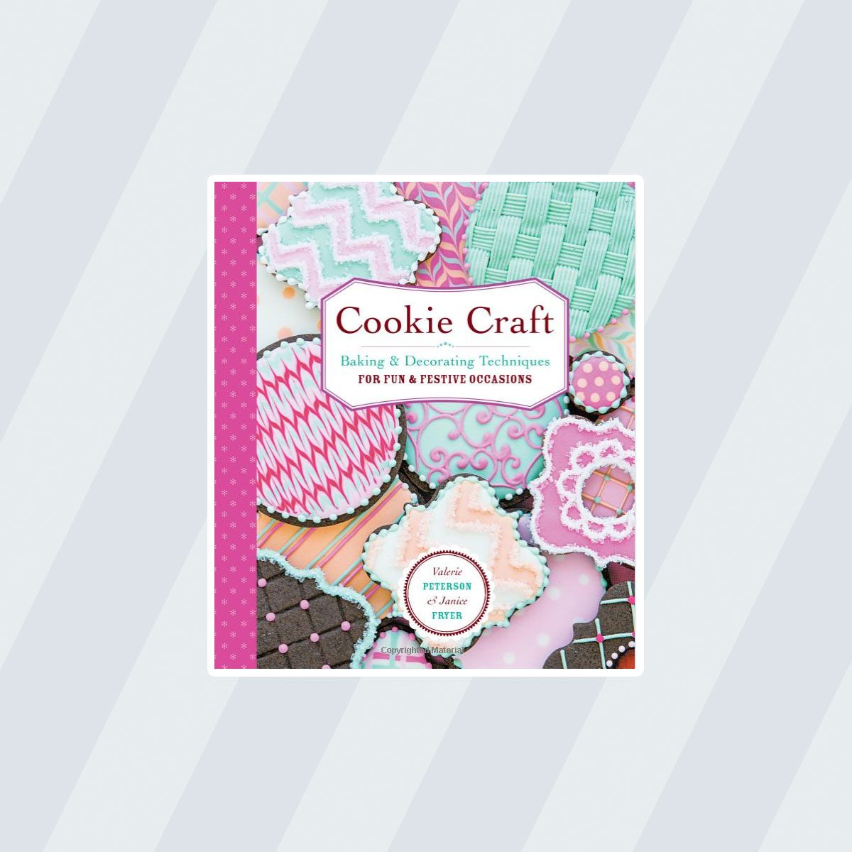Cookie Decorating Book