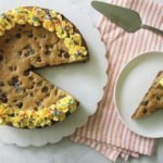 How to Make a Cookie Cake—the Dessert That's the Best of Both Worlds