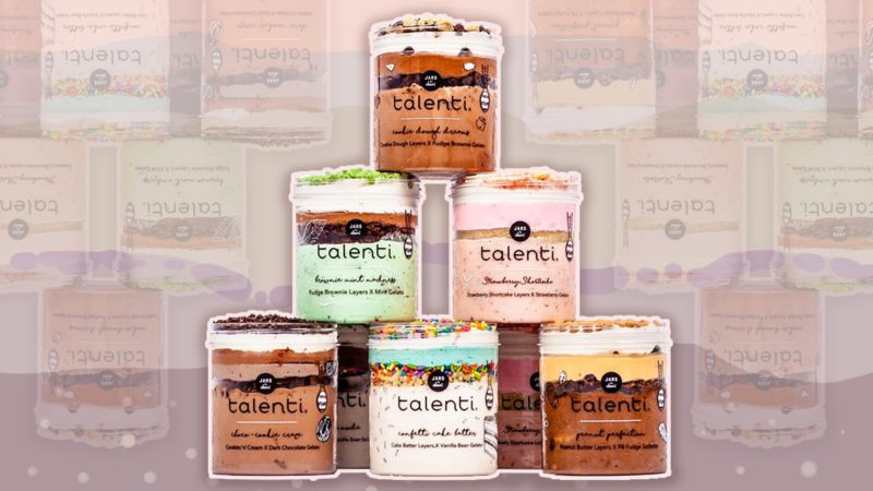 Curb That Craving With Layered Gelato From Talenti by Dani