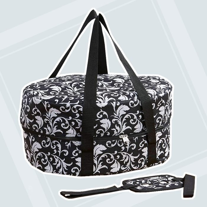 Roll over image to zoom in The Lakeside Collection Slow Cooker Carriers - Damask