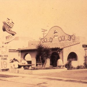 Here's What Taco Bell Looked Like When It First Opened