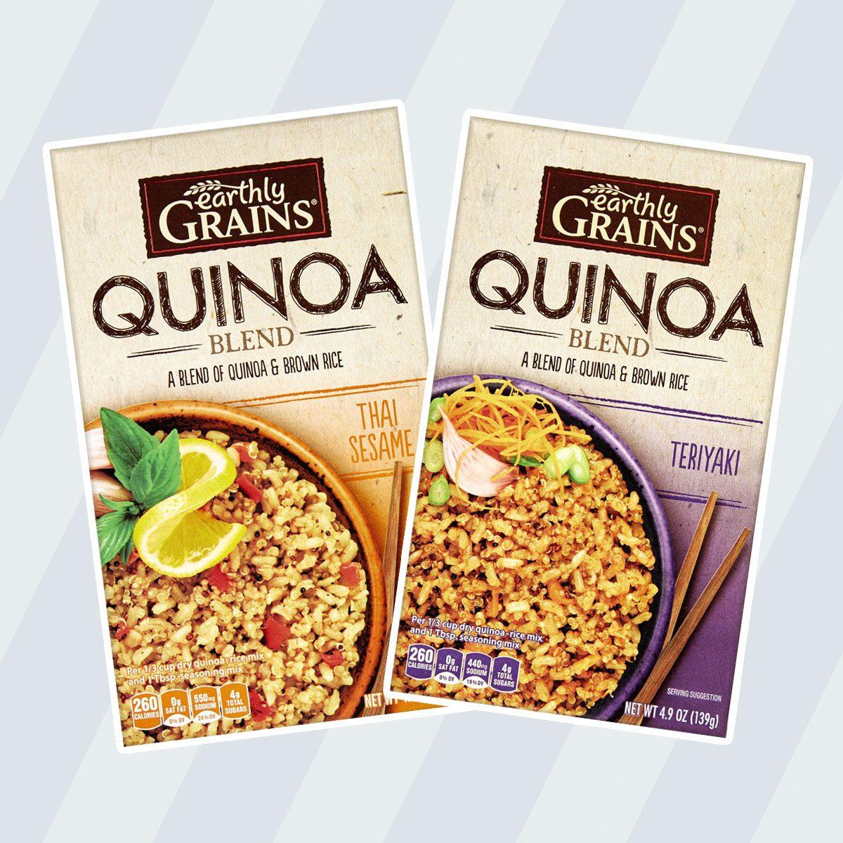 Quinoa Blends