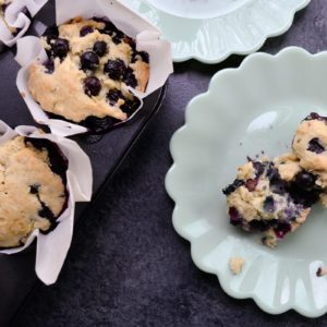 How to Make Delightful Vegan Blueberry Muffins