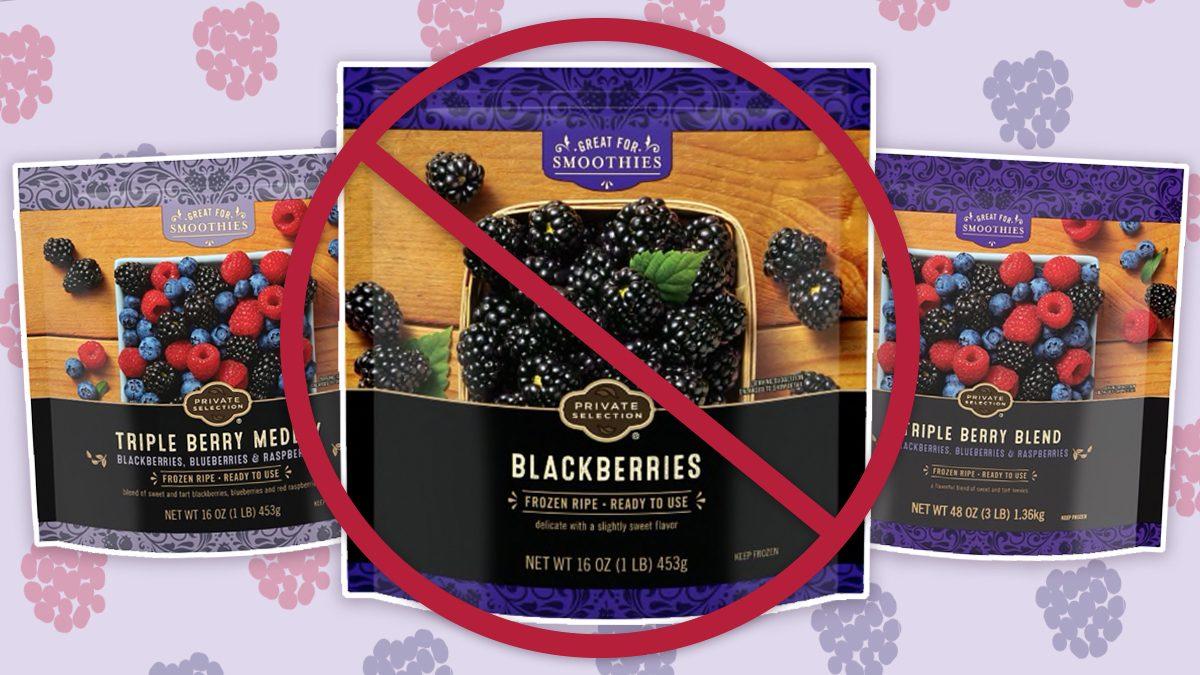 Kroger Recalls Frozen Berries Because of Possible Hepatitis A Contamination