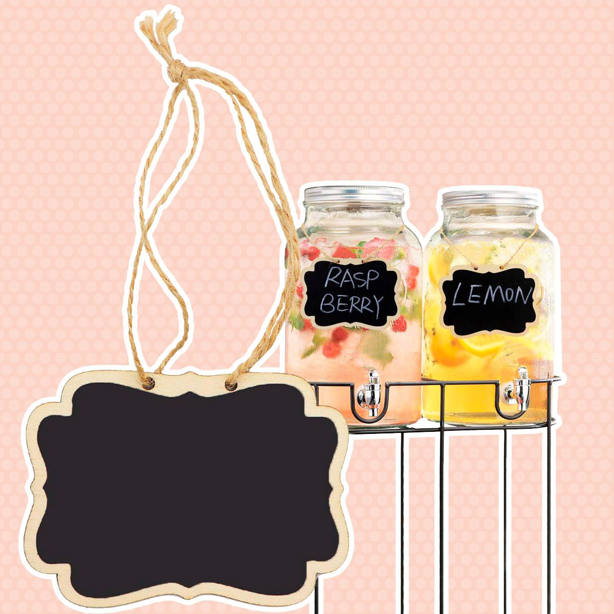 Hanging Beverage Markers