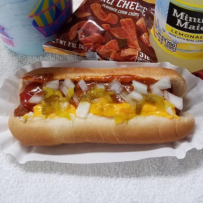 Hot Dog Man, Vicksburg