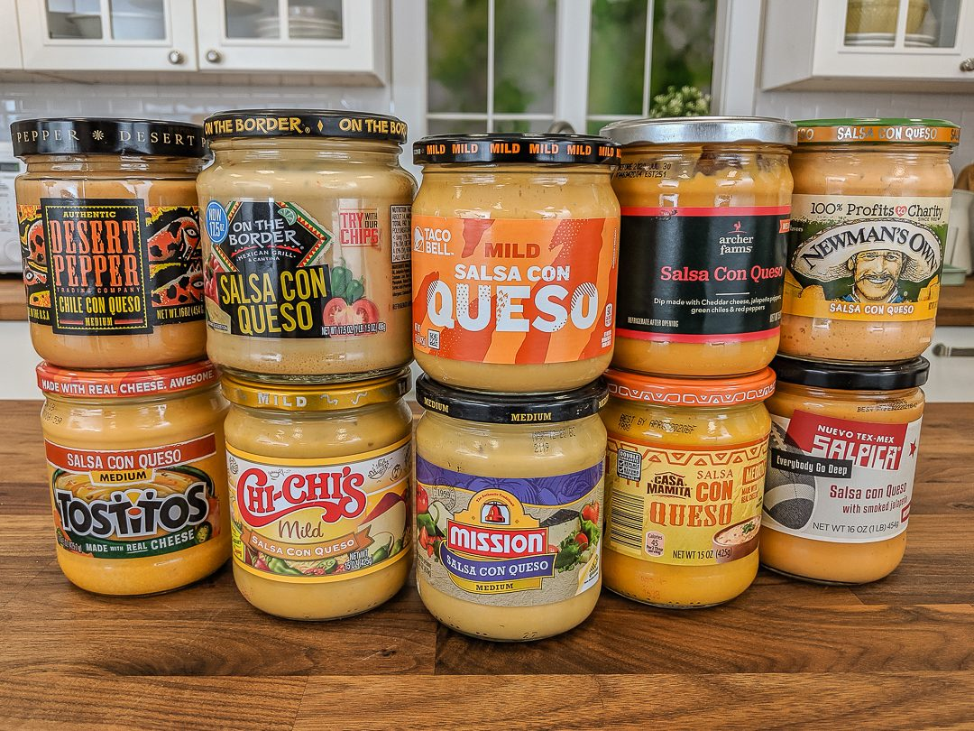 We Tried 10 Brands And Found The Best Queso Dip Taste Of Home