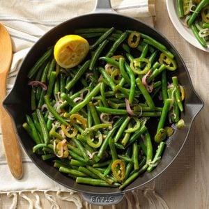 Jalapeno Green Beans