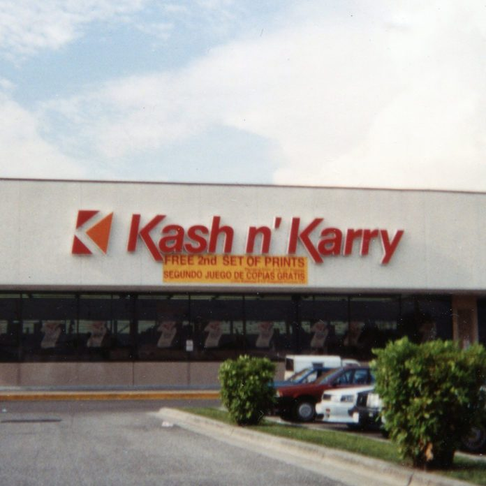 11 Old Grocery Store Chains You'll Love to Remember