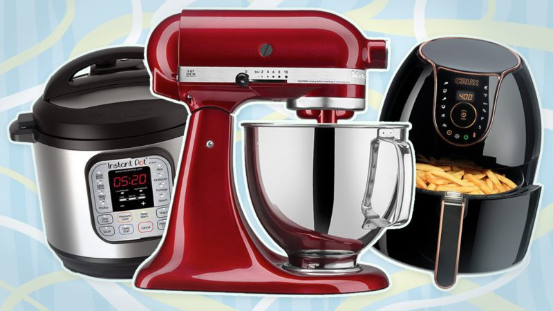 Macy's Is Having a Blowout Sale on KitchenAid Mixers, Instant Pots and Air Fryers