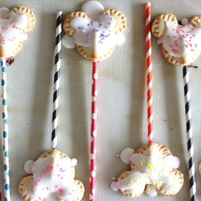 Mickey Mouse Pop Tarts