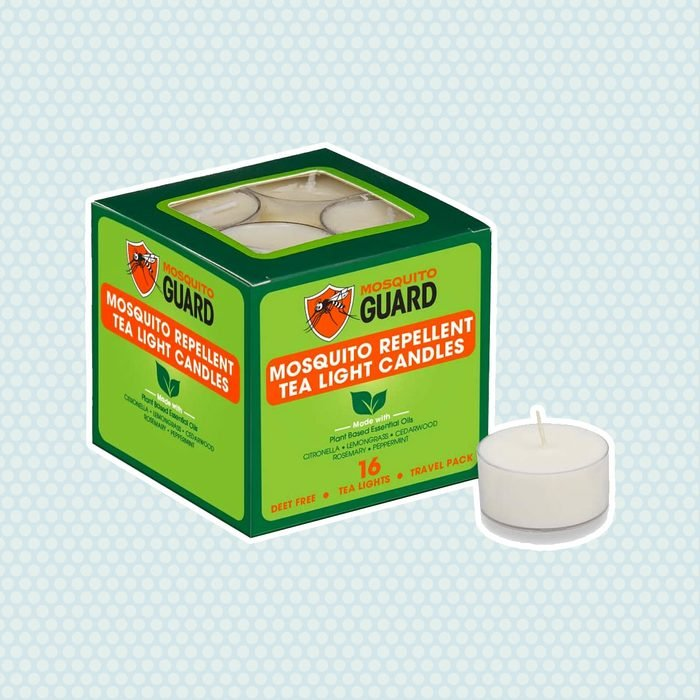 how to keep mosquitoes away Mosquito Guard Repellent Candles Ingredients