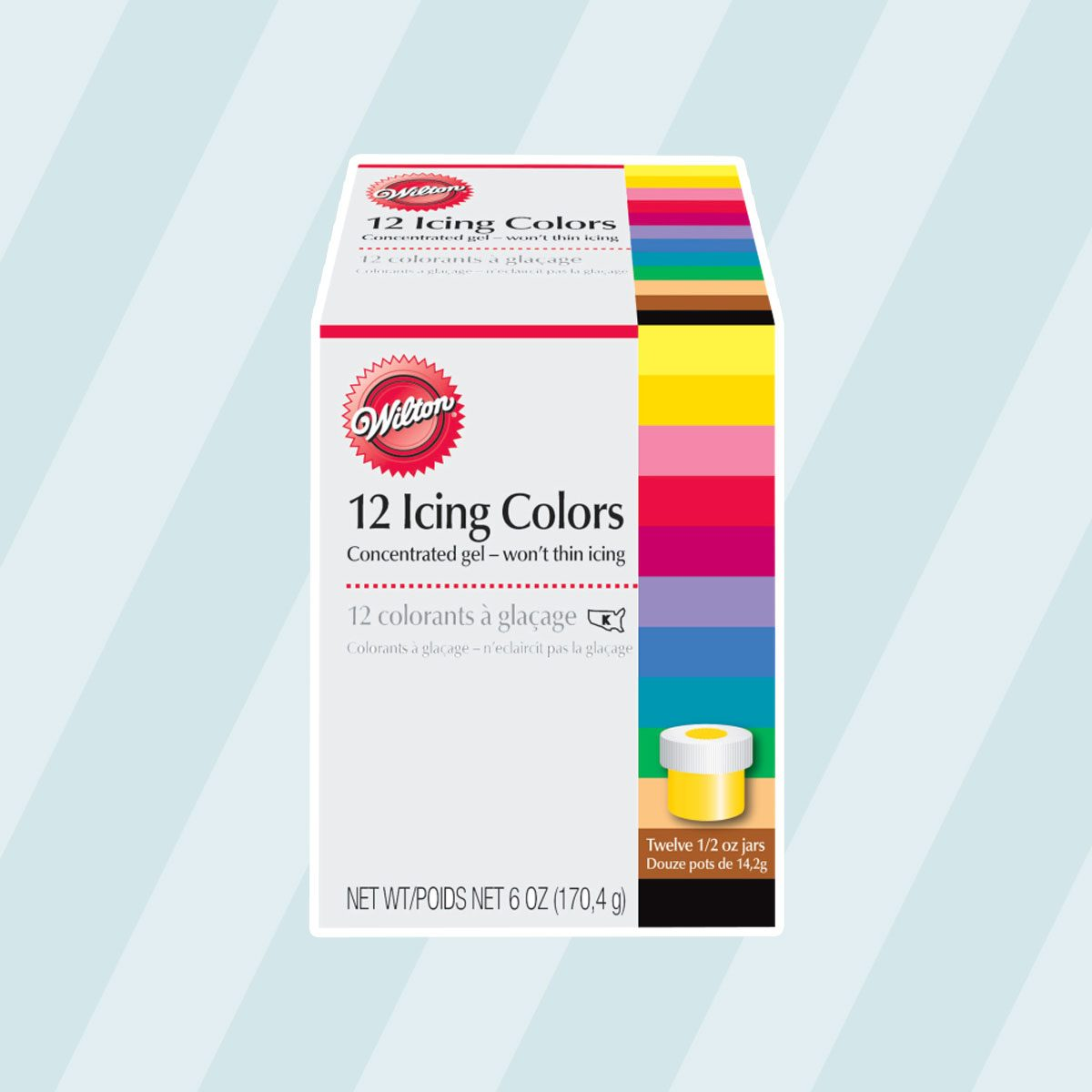 Multicolor Icing Kit