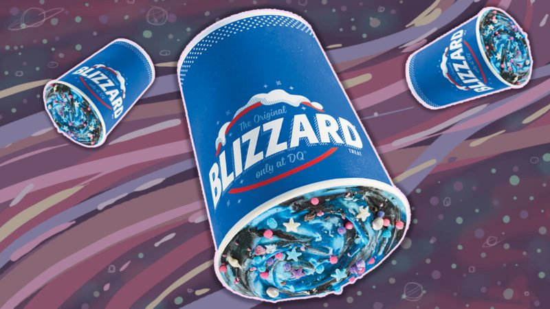 Out-of-This-World Blizzard Treat Lands at Dairy Queen