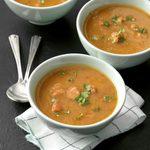 Spicy Peruvian Potato Soup