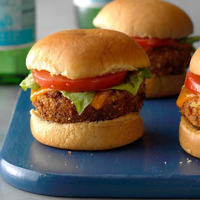 Ranch Chicken Sliders