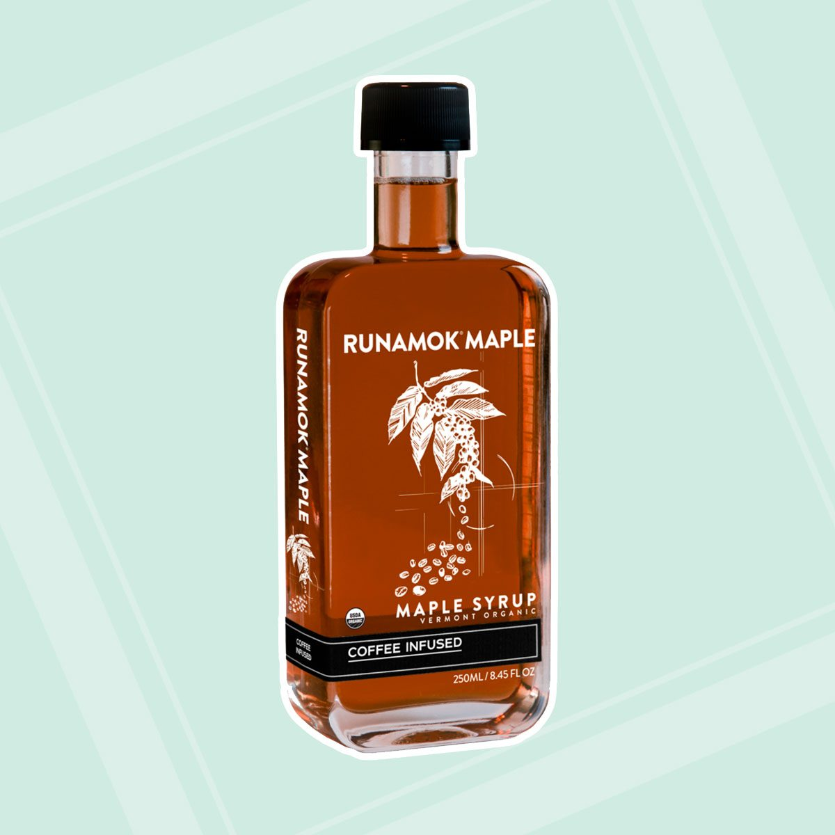 Runamok Coffee-Infused Maple Syrup