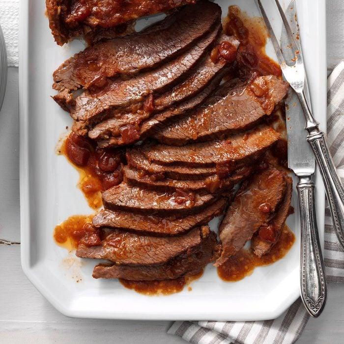 Spicy Beef Brisket