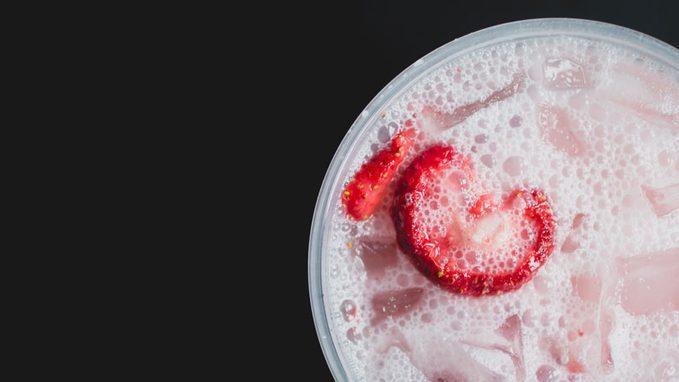 Starbucks pink drink