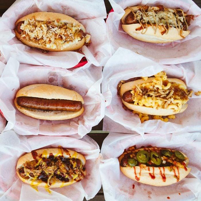 Steve's Hot Dogs, St. Louis