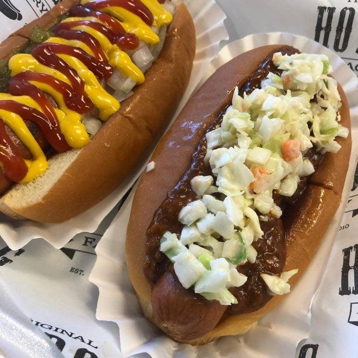 The Original Hot Dog Factory, Atlanta