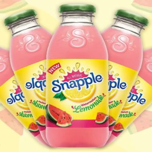 This New Snapple Flavor Is Perfect for a Hot Summer Day